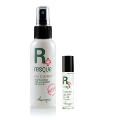 Resque Hair Nutrition+ 100ml & Free Resque Essense 10ml