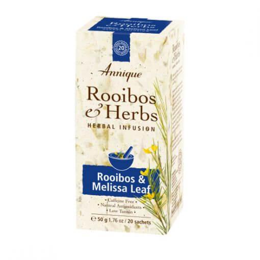 Rooibos & Melissa Leaf Tea 50g