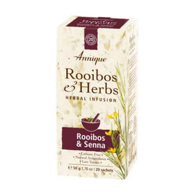 Rooibos & Senna Tea 50g