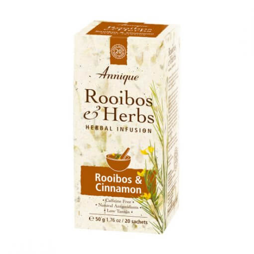 Rooibos & Cinnamon tea – 50g