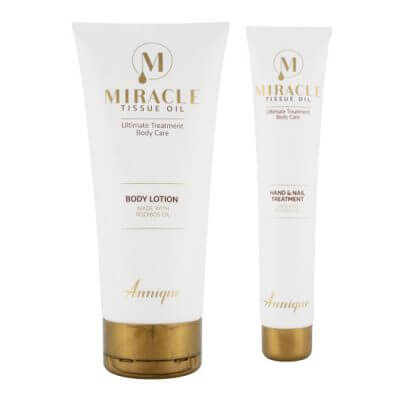 MTO Body Lotion and Free MTO Hand and Nail Cream