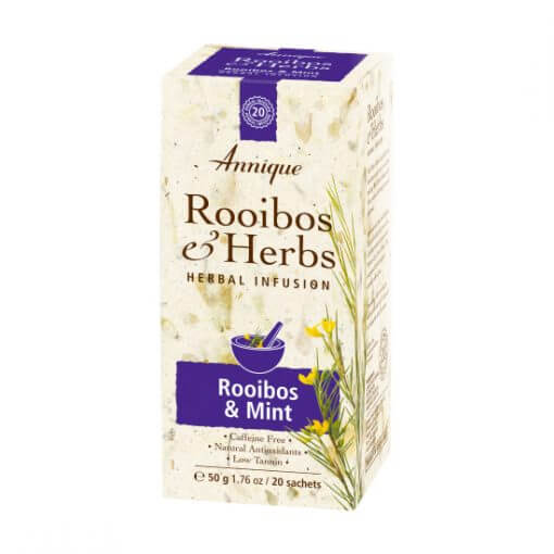Rooibos & Mint Tea 50g
